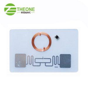 2 2 300x300 - Dual Frequency RFID Card