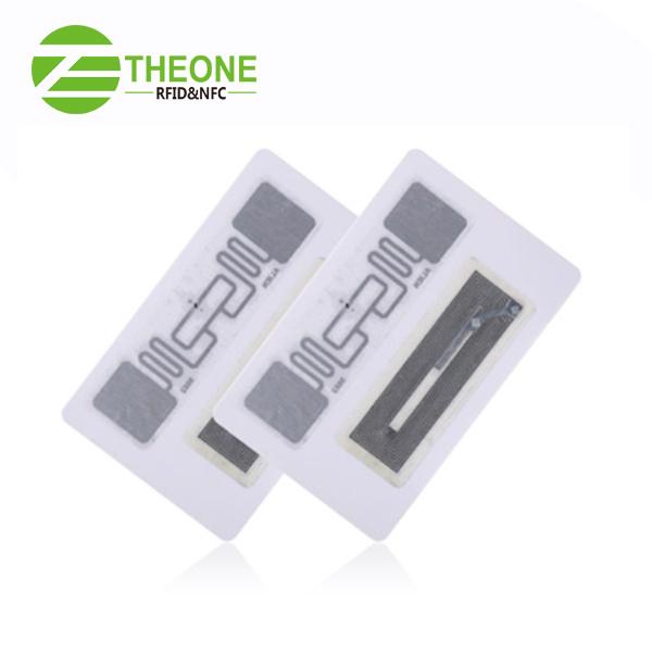 3 3 - Dual Frequency RFID Card