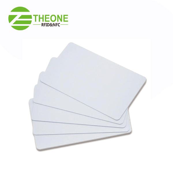 4 - Blank RFID Smart Card