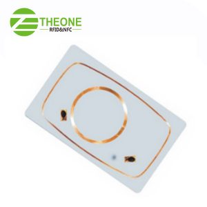 6 2 300x300 - Dual Frequency RFID Card