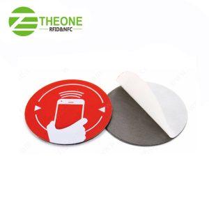 Anti metal RFID NFC tag 2 300x300 - Anti-metal RFID NFC Tag