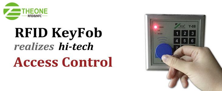 RFID KEY FOB 3 - RFID Keyfob