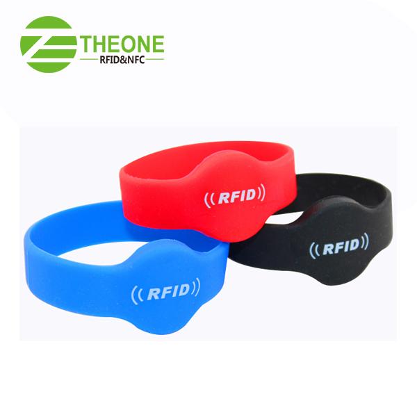 RFID NFC silicone wristband 9 - RFID NFC Silicone Bracelet