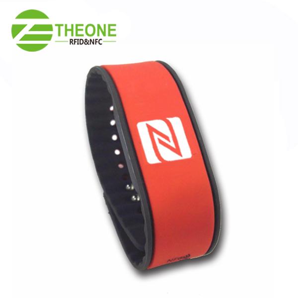 RFID silicone wristband 5 - Newest RFID Silicone Wristband