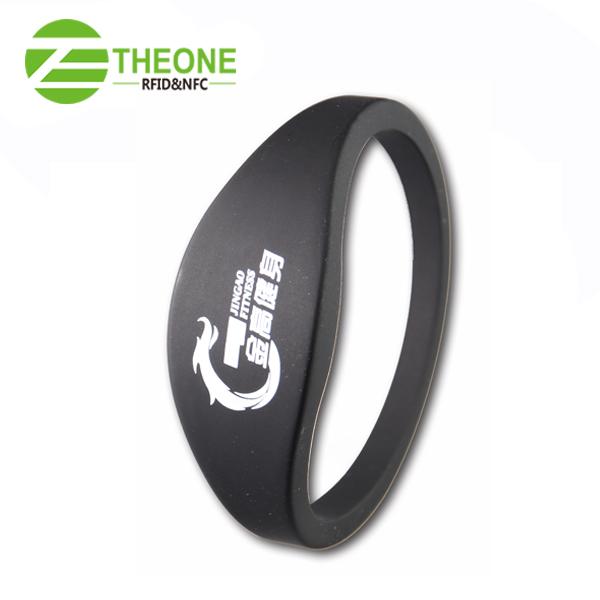afsdgdg - New RFID NFC Silicone Bracelet