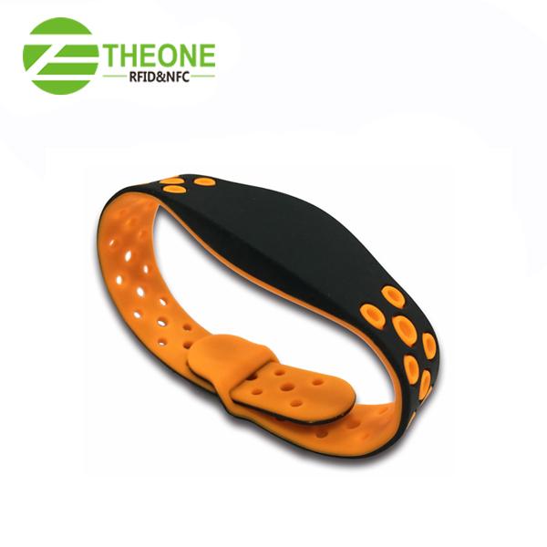 arsetegt - 2018 Newest Silicone RFID Wristband