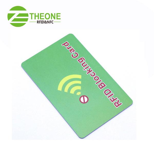 fsdghh - RFID Blocking Card