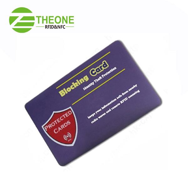 gdg - RFID Blocking Card