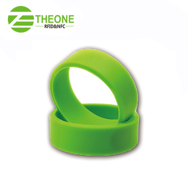 NFC silicone ring 3 - NFC Silicone Ring