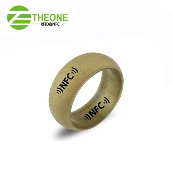 NFC Silicone Ring | TheOne RFID Tag Co  Ltd