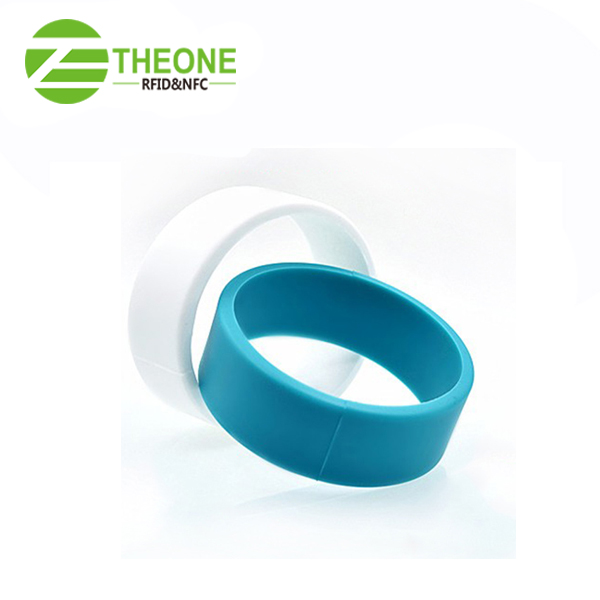 NFC silicone ring 8 - NFC Silicone Ring
